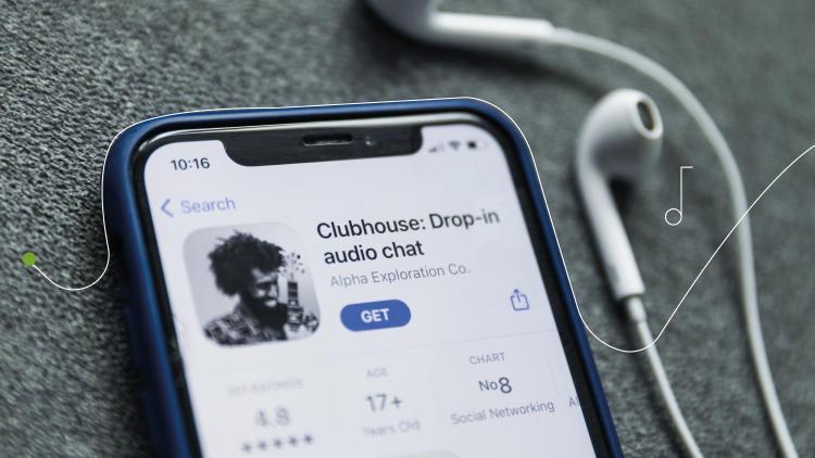 Clubhouse-aplikazioa