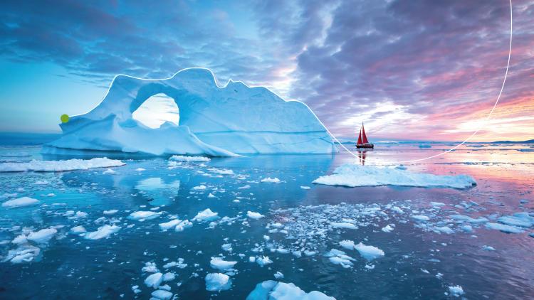 Groenlandia-hielo-temperatura